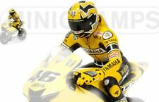 MINICHAMPS 312 050196 FIGURINE RIDING Valentino ROSSI yellow/black Ltd Ed 1:12th