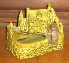 Shawnee Art Pottery Gristmill Planter Green