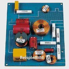 Visaton Frequenzweiche für Bauvorschlag  VOX 253 Paar 270285
