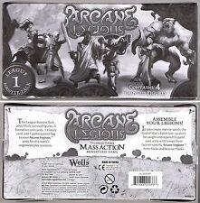 Arcane legions-League boosterpack-tabletop-ejército-Army - Boxed-RPG-nuevo-en su embalaje original-rareza