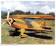 Mini-Poster Skybolt 325 Flugzeug (Doppeldecker), 2002 aircraft (ORIGINAL)