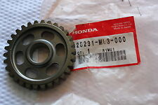 HONDA CR500R CR 500R STARTER SPINDLE KICK IDLE GEAR 30T GENUINE OEM