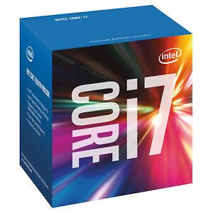 Intel CPU BX80662I76700K Ci7-6700K 4.0GHz 8M S1151 4C/8T SKYLAKE Retail