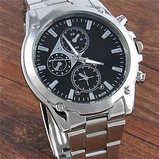 Fashion Luxury Men's Army Sport Aluminum Quartz Analog Wrist Watch Best Gift