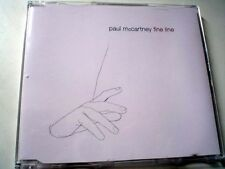 Paul McCartney Fine Line BRAZIL PROMO RARE CD new beatles butcher cover ram mono
