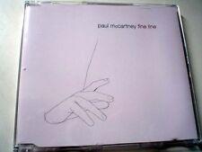 Paul McCartney Fine Line BRAZIL PROMO RARE CD new beatles butcher cover ram mono