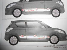 Dekor-Set Suzuki Swift  ( 990E0-68L96-006 )
