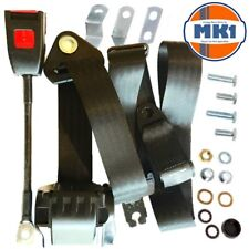 Volkswagen Caddy Mk1 Van Pick-up Front 3 Point Fully Automatic Seatbelt Kit #1