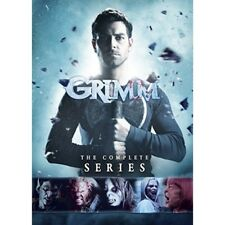 Grimm The Complete Series All 6 Seasons DVD 5053083130954