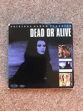 Dead Or Alive - Original Album Classic - 3CD set