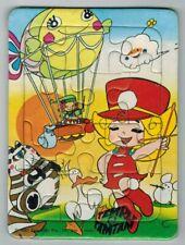 Temple und Tamtam #1 TV Mini Puzzle 13 Teile Vintage