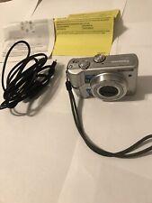 Panasonic Lumix Digital Camera 7.2 Megapixel With 6x Zoom Lens