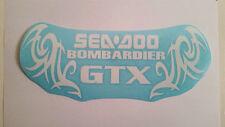 SEADOO decal bombardier GTX pwc TRAILER fender seat sea doo JETSKI sticker