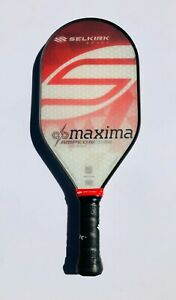 Selkirk Sport Pickleball Paddle AMPED Maxima Lightweight Red New