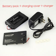 FT-817 rechargeable lithium ion battery pack + charger + cover