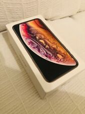 Apple iPhone XS - Rose Gold - 64GB Unlocked - Excellent Condition -Fully Working
