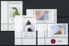Namibia 2019 MNH Cuckoos African Jacobin Diderick Cuckoo 4v Set Birds Stamps