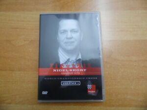 Chessbase DVD GM Nigel Short Greatest Hits Volume 1 World Champion Chess