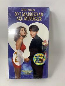 So I Married an Axe Murderer (VHS, 1994), NEW & SEALED