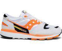 Saucony Men's Azura Running Shoes S70437-2 White | Orange | Black Brand New!