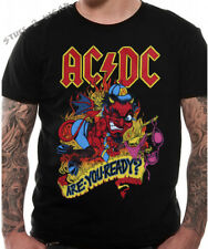 Official AC DC Are You Ready T Shirt Australian The Razors Edge New Mens S M