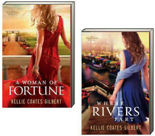 Texas Gold 1-2 A Woman of Fortune & Where Rivers Part (pb) Kellie Coates Gilbert