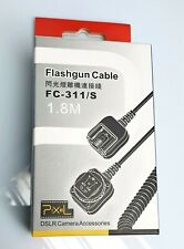 Pixel Flashgun Cable FC-311/S for Canon EOS