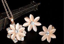 Runde Beauty Modeschmuck-Halsketten aus Metall-Legierung