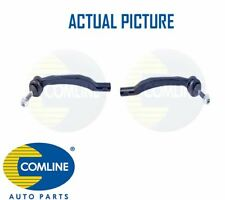 2 x NEW COMLINE FRONT TRACK ROD END RACK END PAIR OE QUALITY CTR2069