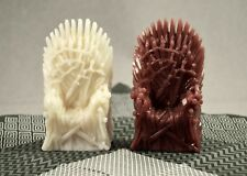 IRON THRONE SILICONE MOULD CHOCOLATE FONDANT SUGARCRAFT DRAGON GAME OF THRONE