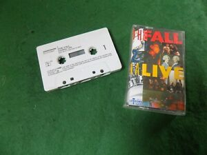 Cassette: THE FALL Seminal live NEW WAVE
