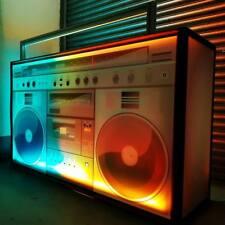 Equinox Style Foldable DJ Screen / THE RETRO PRO Glow Booth DJ Screen L@@K