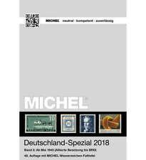 MICHEL Katalog Deutschland-Spezial 2018 Band 2 in Farbe
