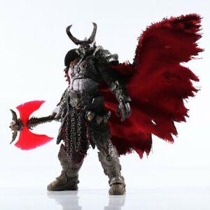 "Doom Eternal Marauder McFarlane Toys 7"" Action Figure Cloak Cape Cloth No figure"