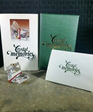 Swarovski Gold and Crystal Bible/book Crystal Memories new in box