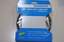 Kit Cavi e Guaina Cambio Shimano OPTISLICK Black/ROAD SHIFT CABLE SET SHIMANO