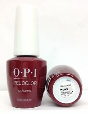 New Package Gelcolor - MALAGA WINE  ** GC L87 opi .5oz**
