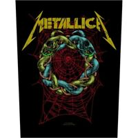Metallica Tangled Web Back Patch Official Heavy Metal New