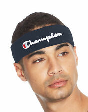 Headband Champion Life Terry Soft 100% Cotton Stretch Perfect Fit One Size White