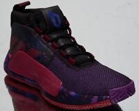 adidas Dame 5 Shine Together Mens Black Burgundy Basketball Shoes G26134