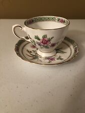 Tuscan Fine English Bone China, Tea Cup And Saucer