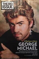 The Big Issue Magazine George Michael Tribute NEW