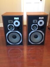 ☀️ Pair Vintage Pioneer HPM-100 4 Way Speakers 100 Watt Version L@@K!