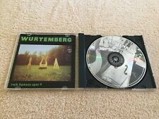 Wurtemberg Rock Fantasia Opus 9  French [1980] prog cd OOP MUSEA FGBD 4401.AR