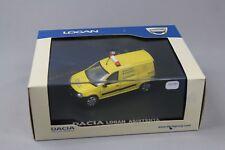 ZC1187 Eligor 7711426492 Voiture miniature 1/43 Dacia Logan Asistenta Assistance