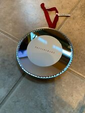 Pottery Barn Mirrored Frame Ornament