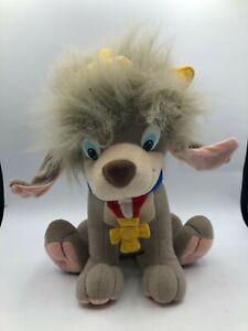 Anastasia Pooka The Dog Disney 1997 Galoob Toys Plush Kids Stuffed Toy Animal