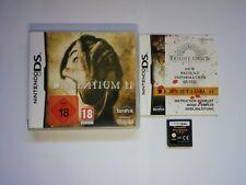 Dementium II (2) - Nintendo DS Game - 2DS 3DS DSi - Free, Fast P&P!