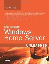 Microsoft Windows Home Server Unleashed