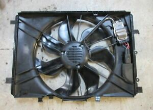 Electric Cooling Fan, Mercedes Benz C-Class 2007 3136613344 Electrical Radiator